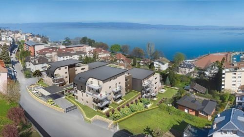 immobilier Evian