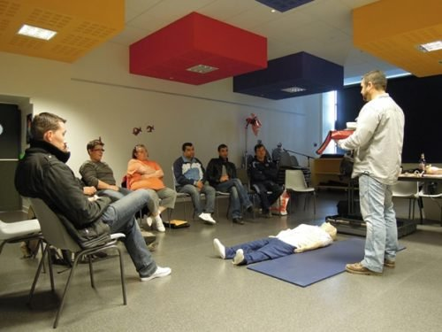 formation secours SST