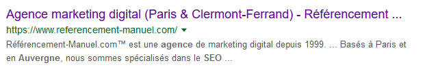 agence SEO referencement-manuel.com