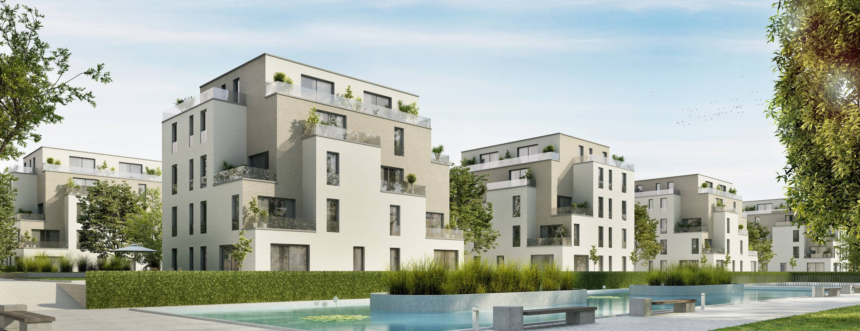 programme immobilier neuf, Montpellier